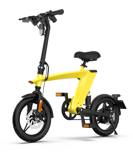 Flying Fish Mini E-bike