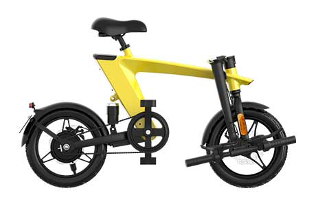 H1 Flying Fish Mini E-bike